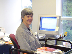 Ann Kowalski, Cataloger - Retired