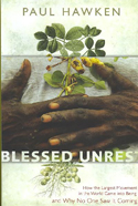Click here - More about Blessed Unrest
