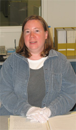 Maria Bernier, University Archivist