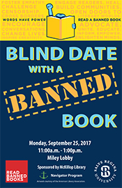 Blind Date with a Banned Book