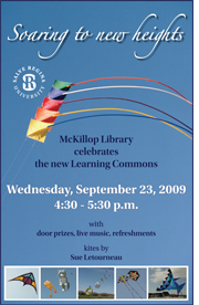 Celebrate - Learning Commons