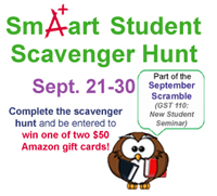 Smart Student Scavenger Hunt