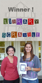 Winner of Library Scramble