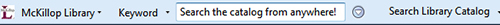 LibX Toolbar