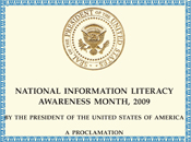 Information Literacy proclamation
