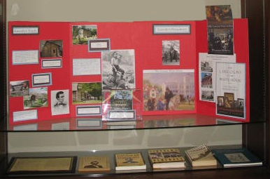 Abraham Lincoln display