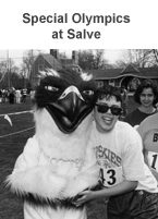 Special Olympics at Salve