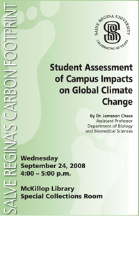 Salve's Carbon Footprint - 