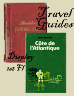 European Travel Guidebooks