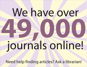 Click for online journals